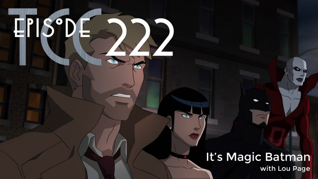 The Citadel Cafe 222: It's Magic Batman