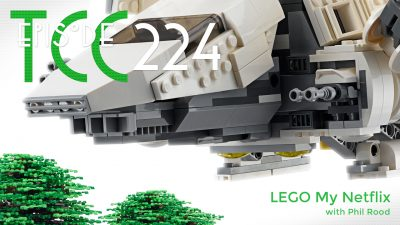 The Citadel Cafe 224: LEGO My Netflix