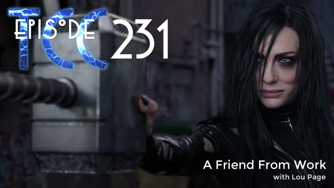 The Citadel Cafe 231: A Friend From Work