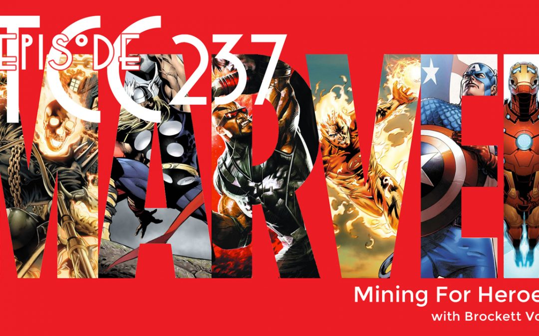 The Citadel Cafe 237: Mining For Heroes