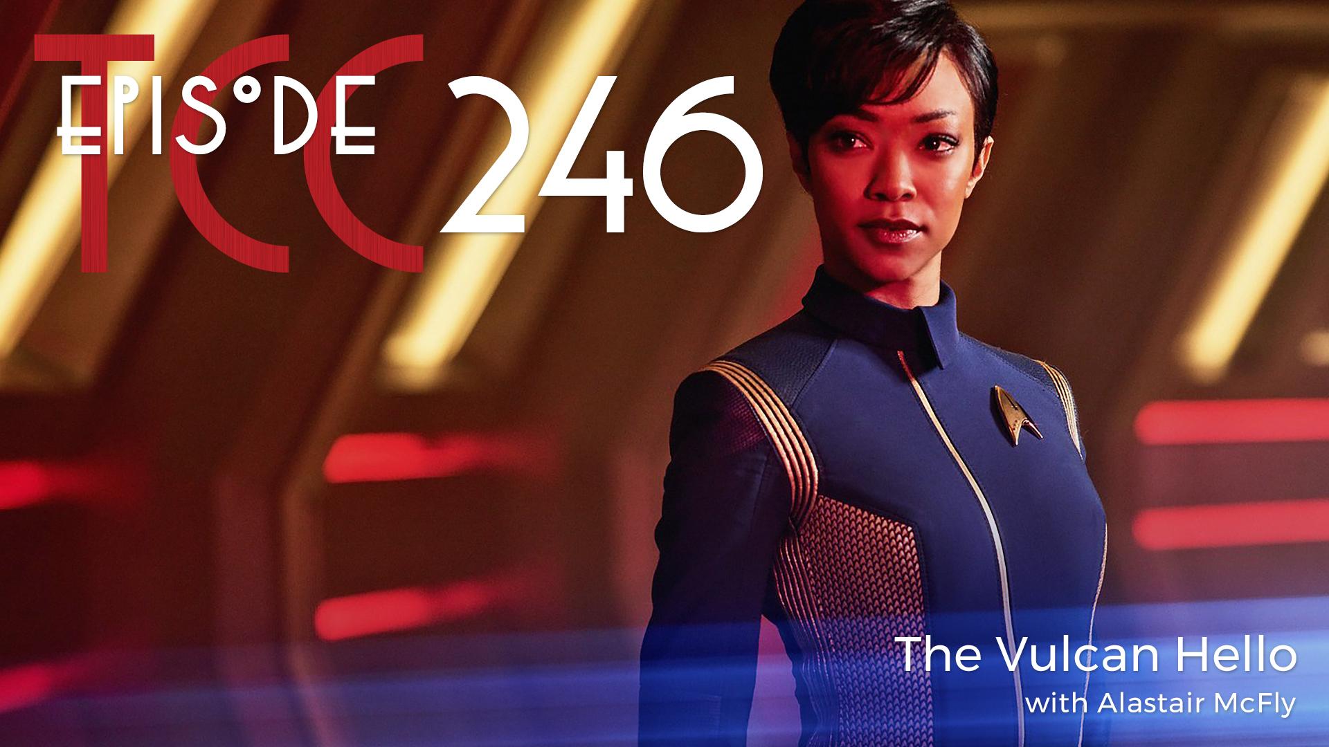 The Citadel Cafe 246: The Vulcan Hello