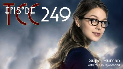 The Citadel Cafe 249: Super Human