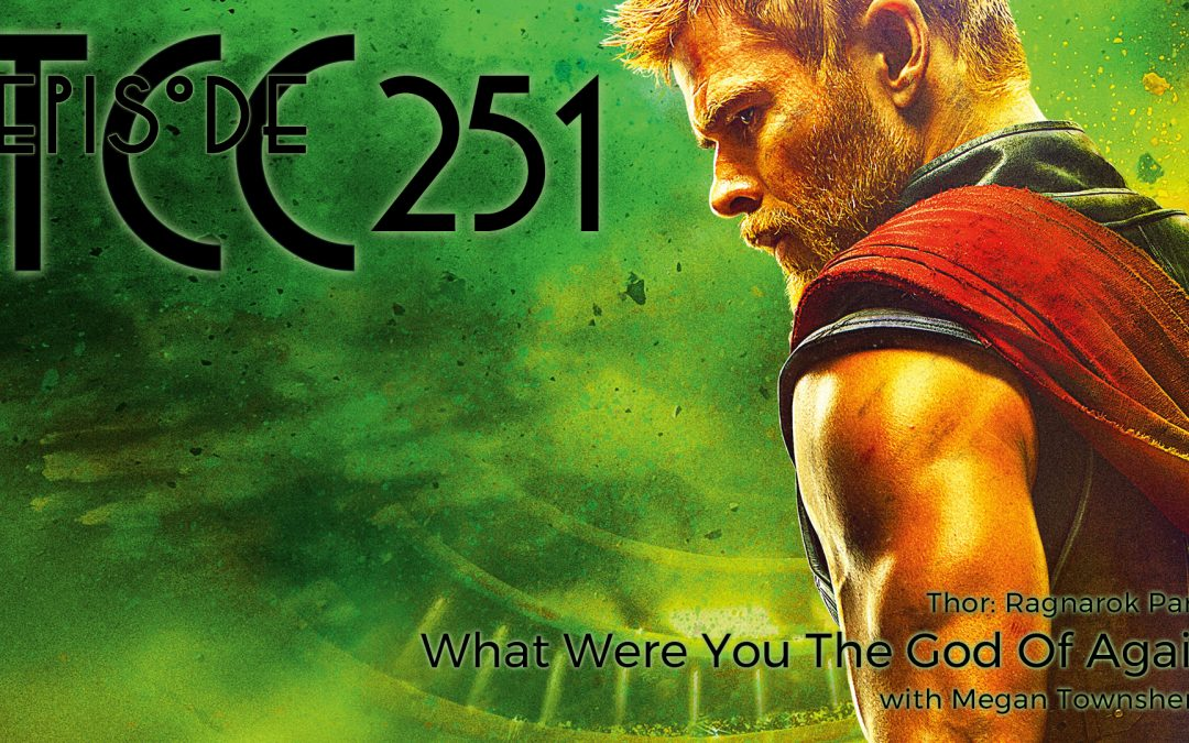 The Citadel Cafe 251: What Were You The God Of Again