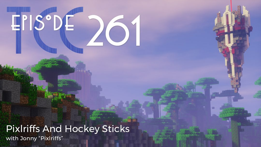 The Citadel Cafe 261: Pixlriffs And Hockey Sticks