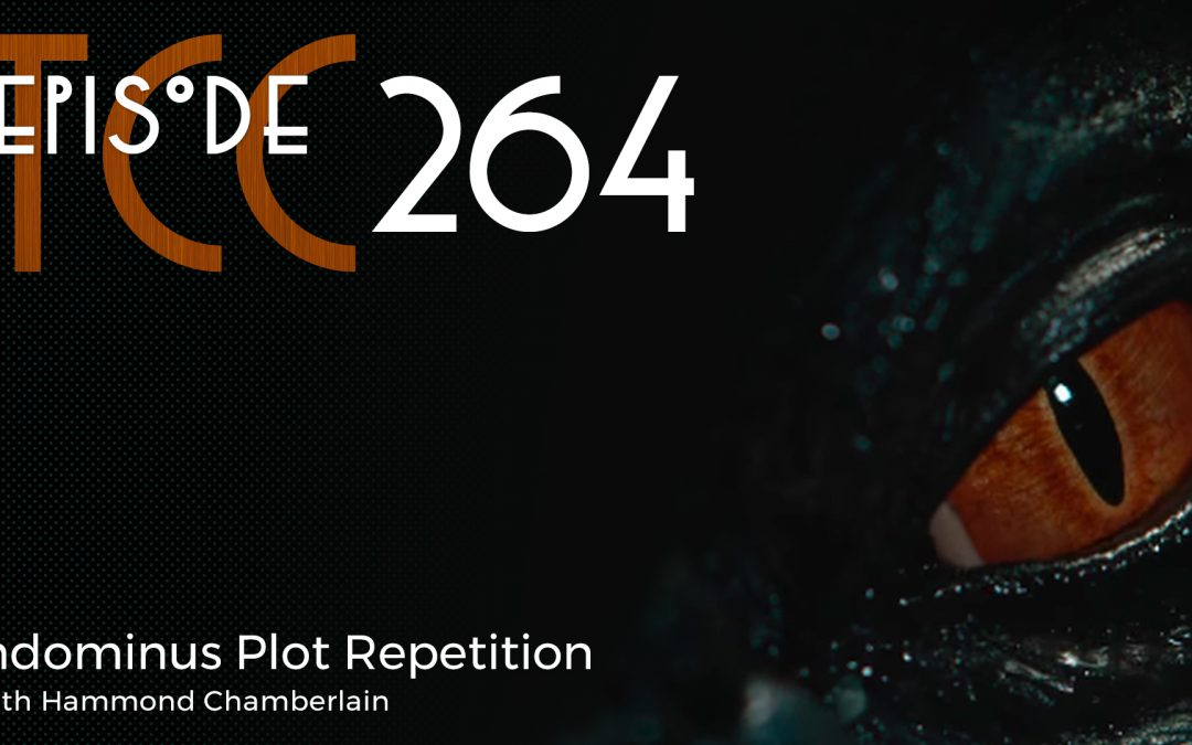 The Citadel Cafe 264: Indominus Plot Repetition