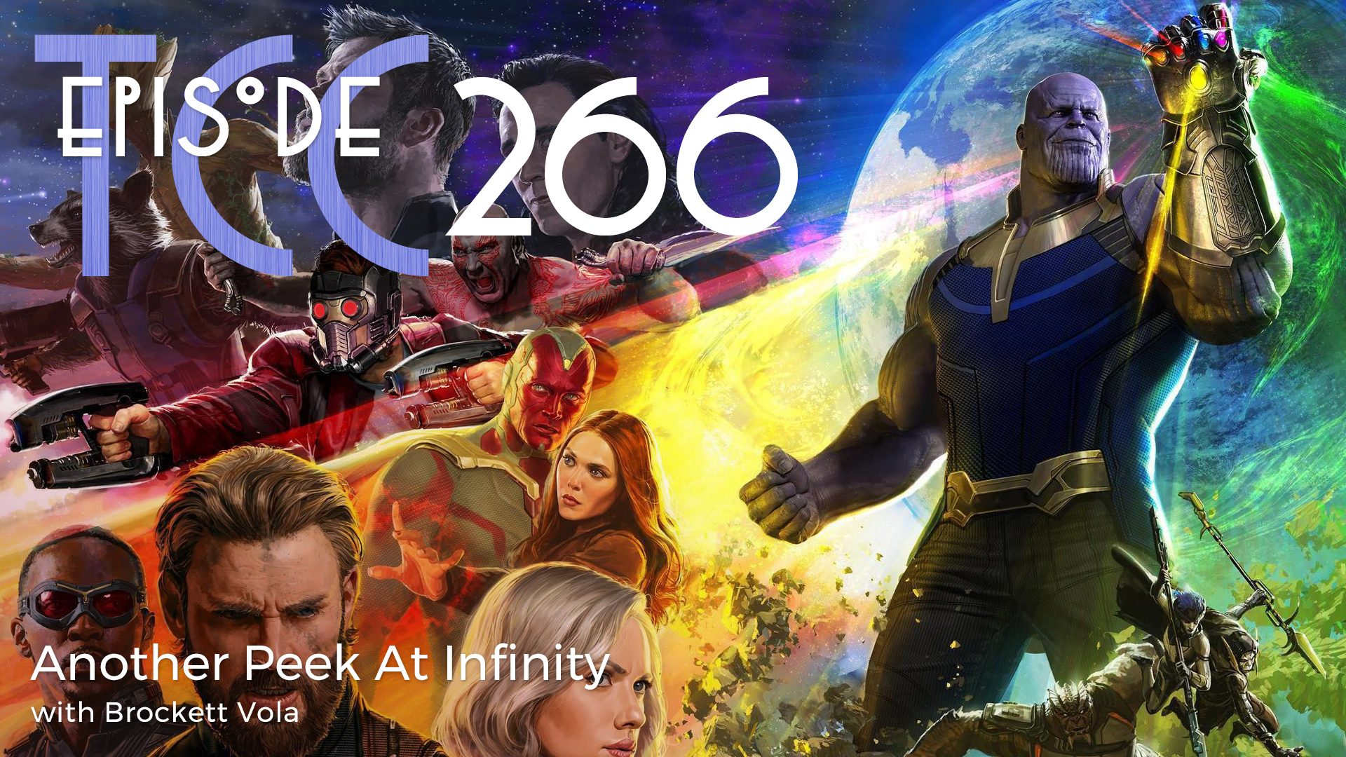 The Citadel Cafe 266: Another Peek At Infinity