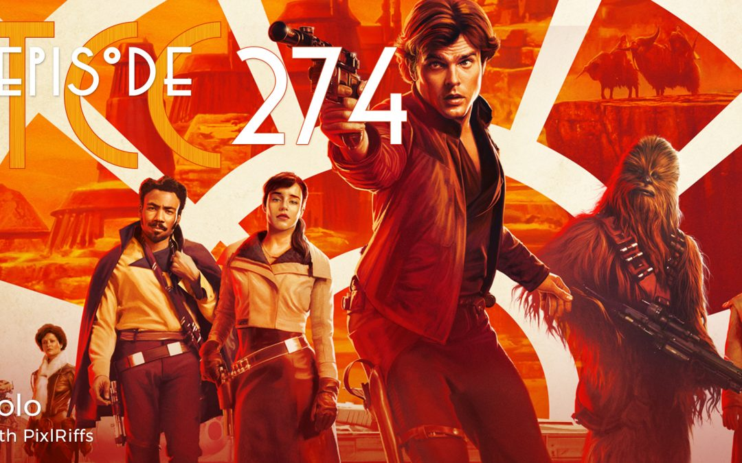 The Citadel Cafe 274: Solo