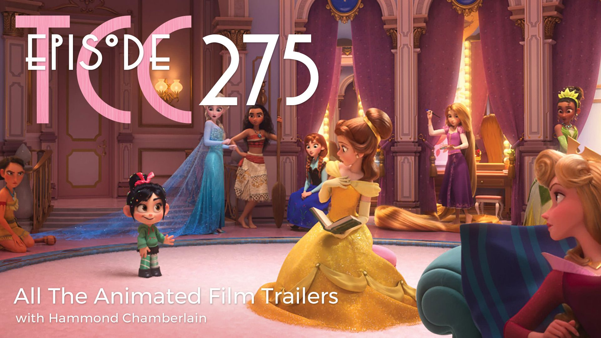 The Citadel Cafe 275: All The Animated Film Trailers