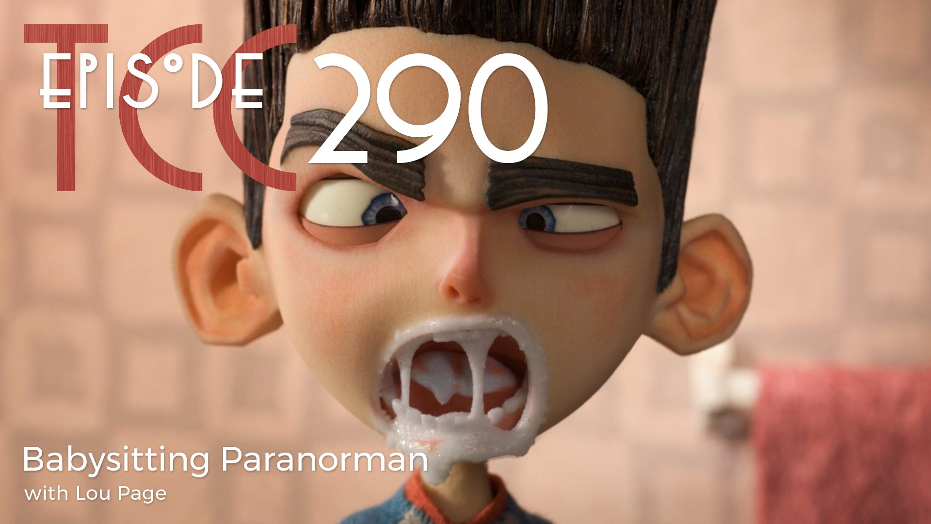The Citadel Cafe 290: Babysitting Paranorman
