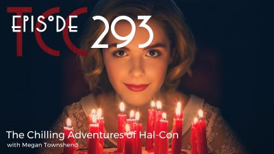 The Citadel Cafe 293: The Chilling Adventures of Hal-Con