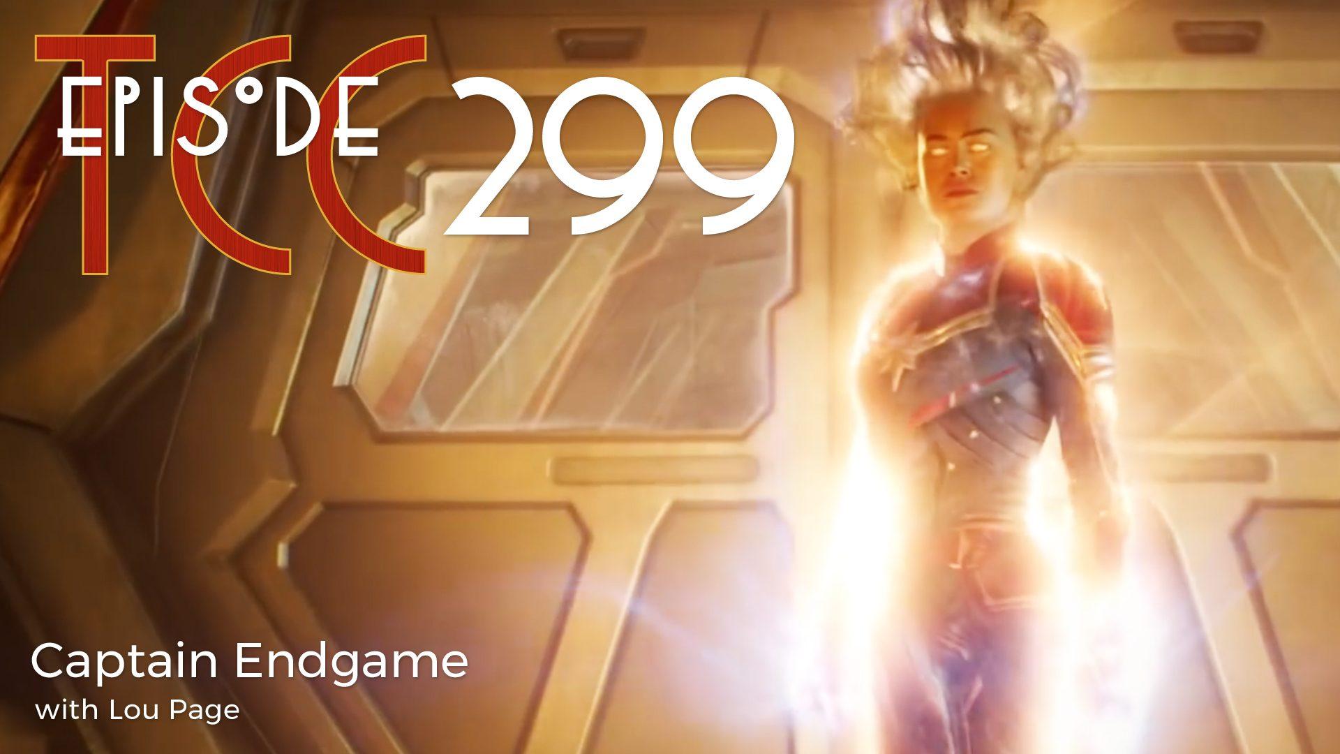 The Citadel Cafe 299: Captain Endgame