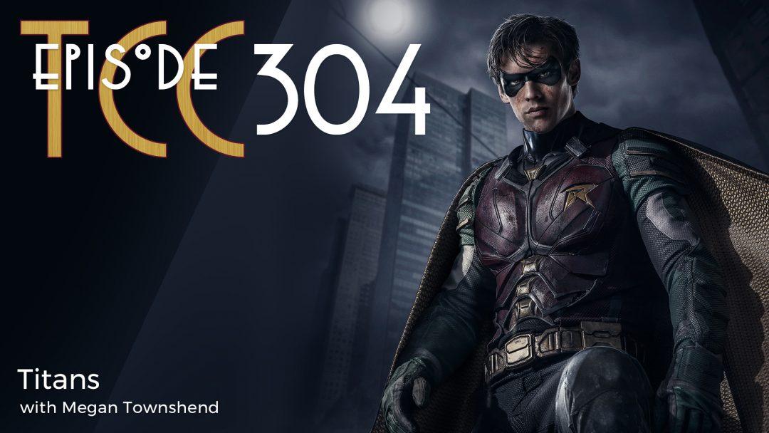 The Citadel Cafe 304: Titans