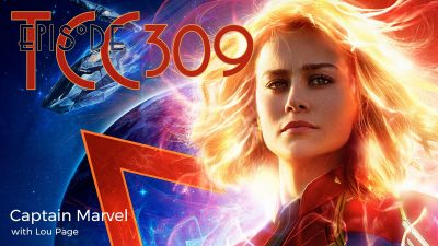 The Citadel Cafe 309: Captain Marvel