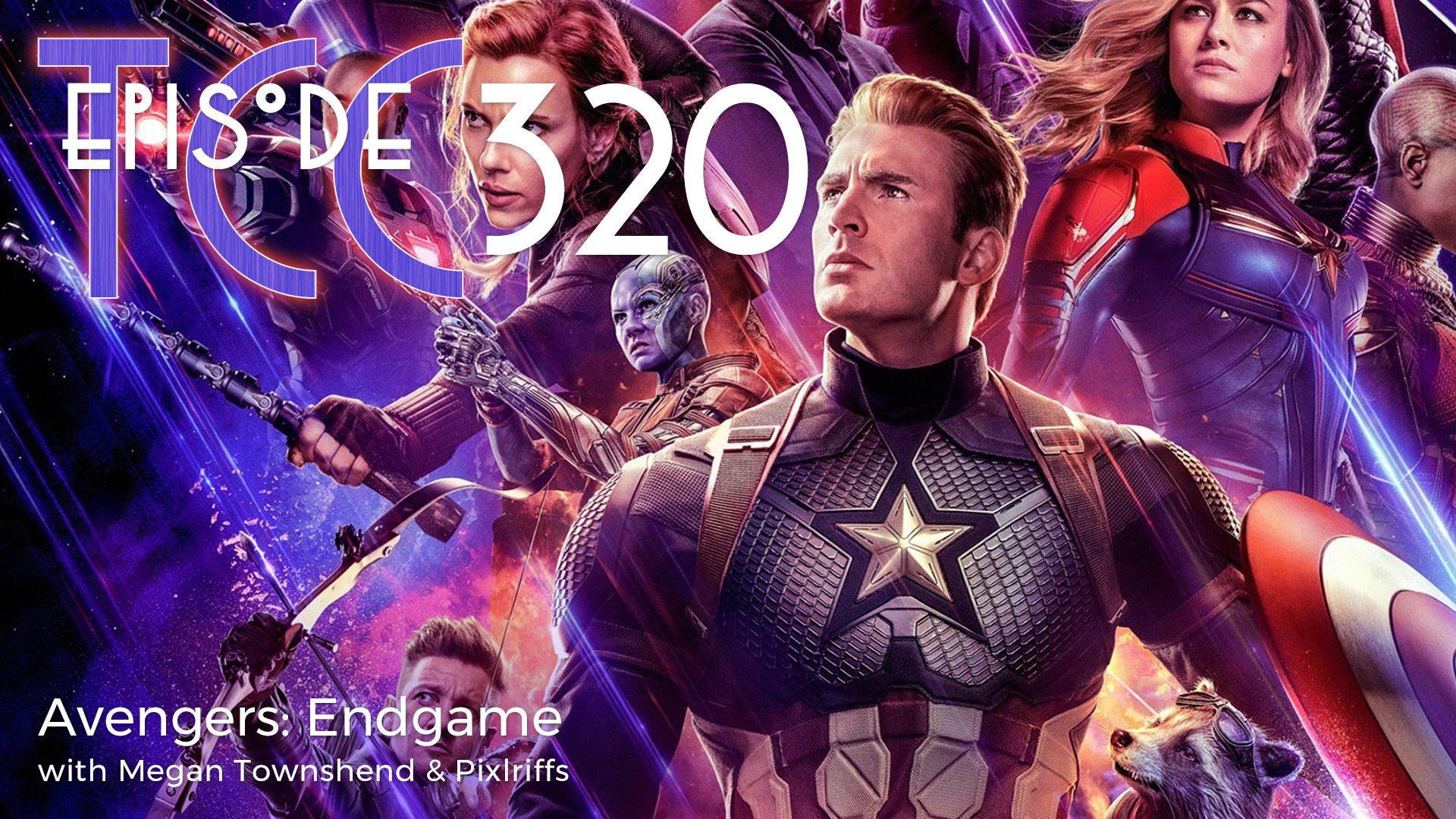 The Citadel Cafe 320: Avengers Endgame