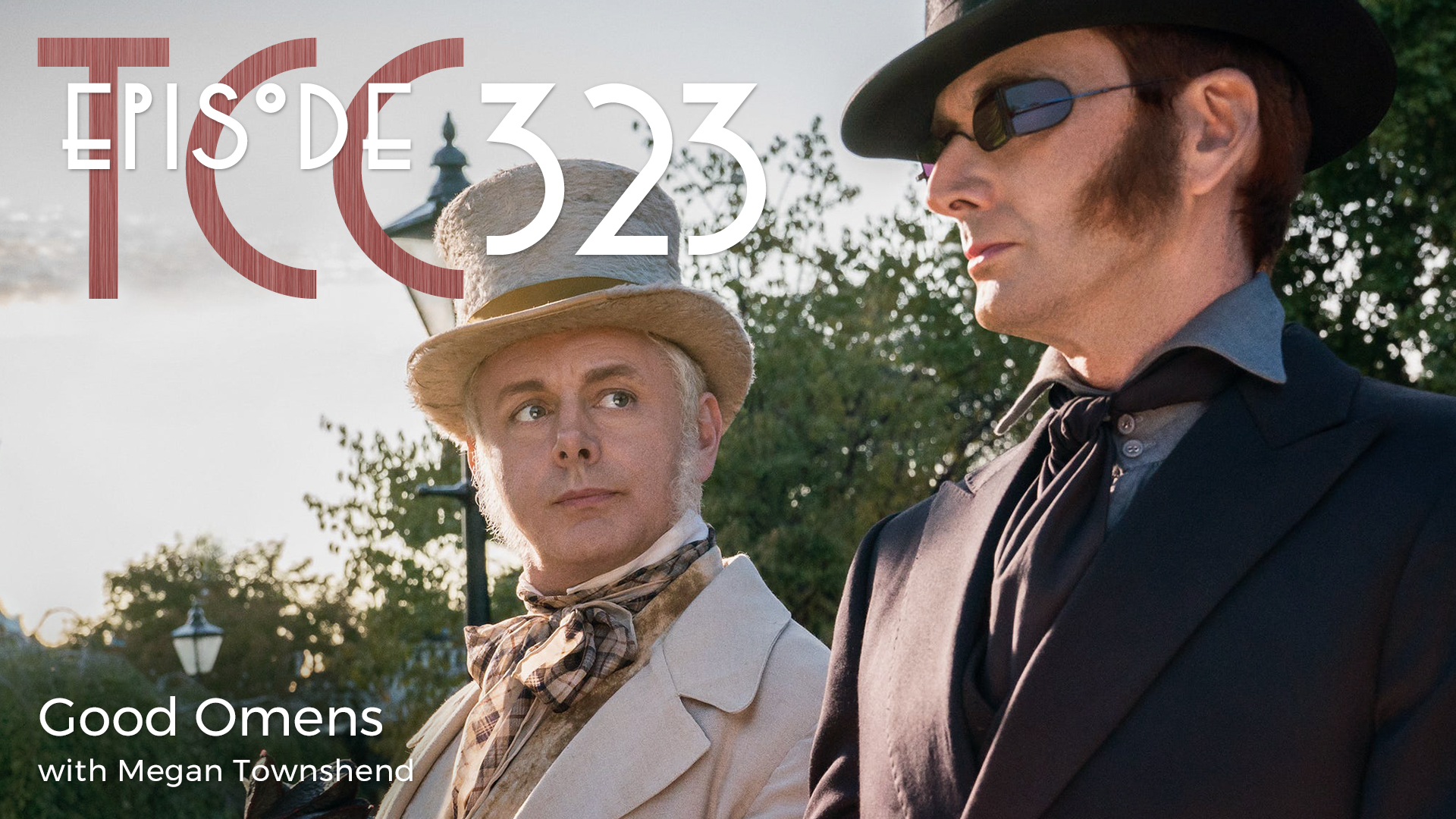 The Citadel Cafe 323: Good Omens