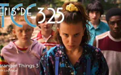 The Citadel Cafe 325: Stranger Things 3