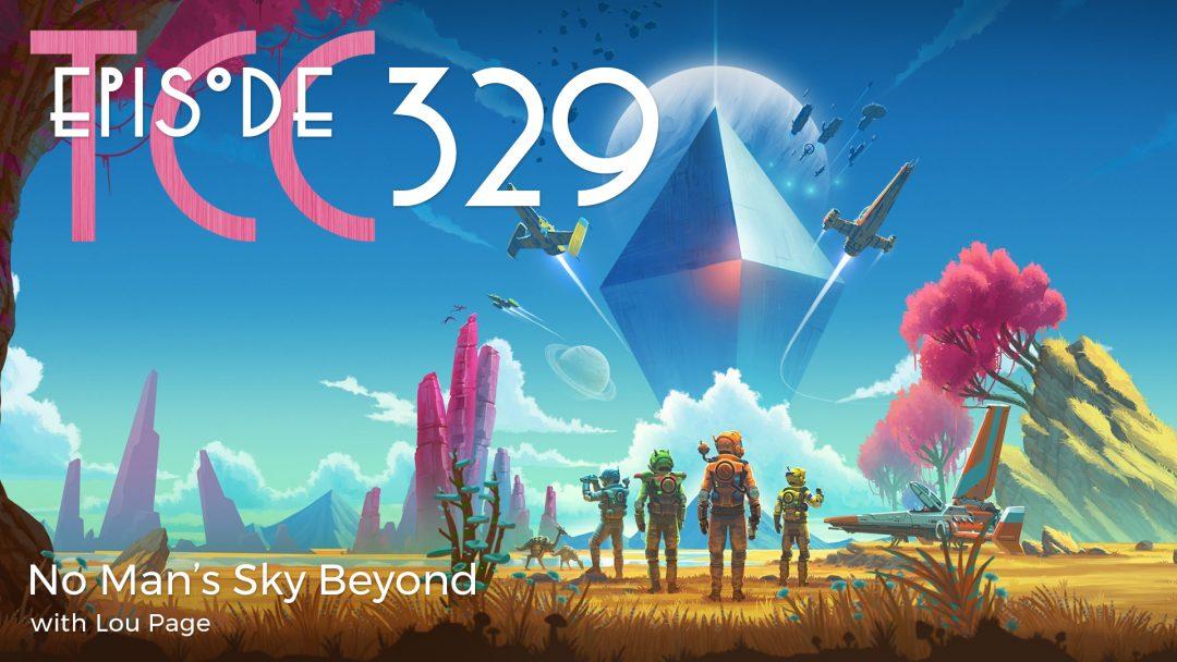 The Citadel Cafe 329: No Man's Sky Beyond