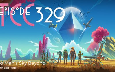 The Citadel Cafe 329: No Man's Sky Beyond