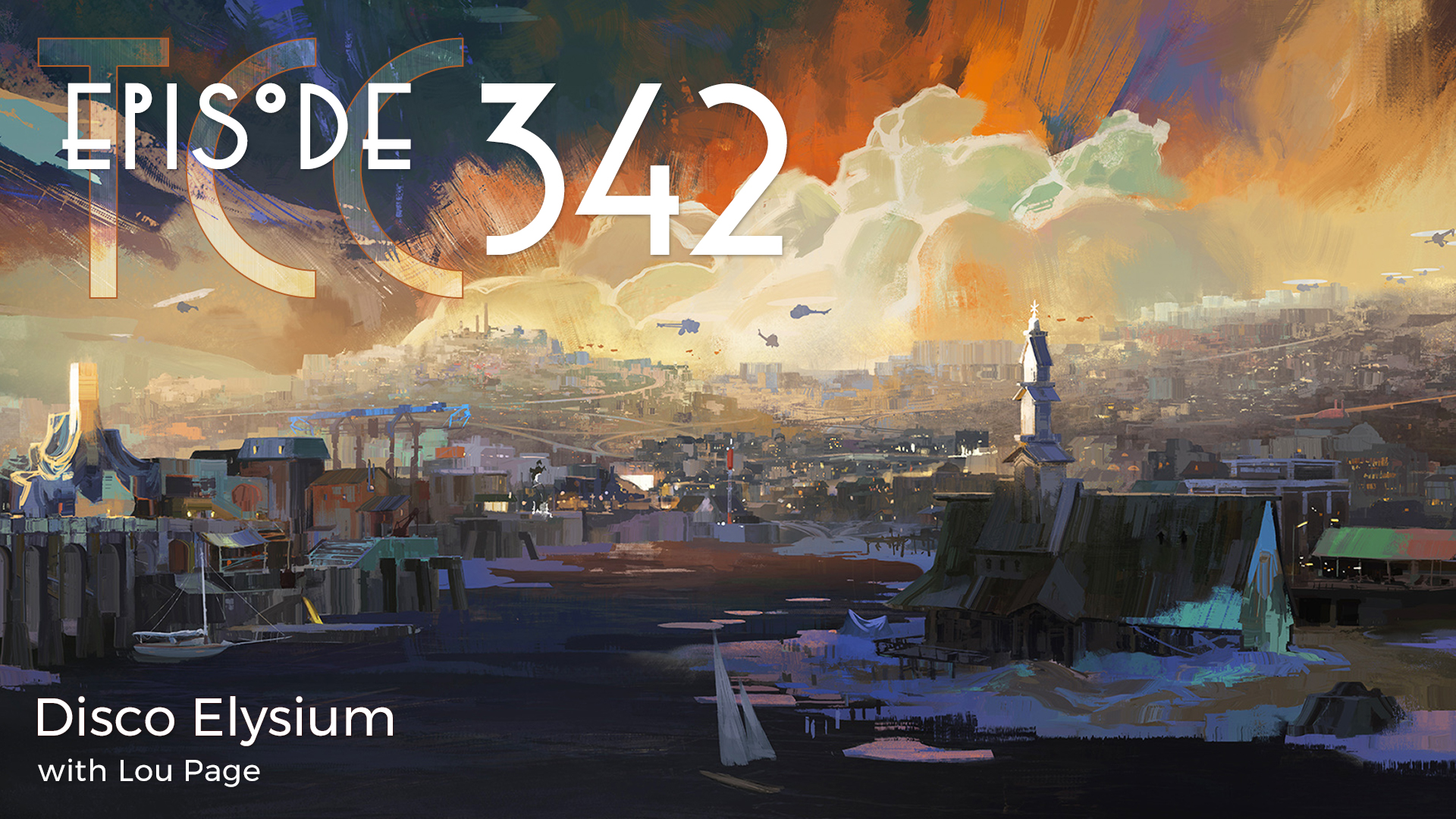 The Citadel Cafe 342: Disco Elysium