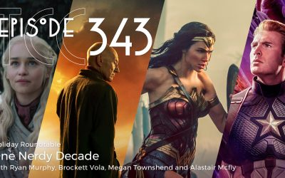 The Citadel Cafe 343: One Nerdy Decade