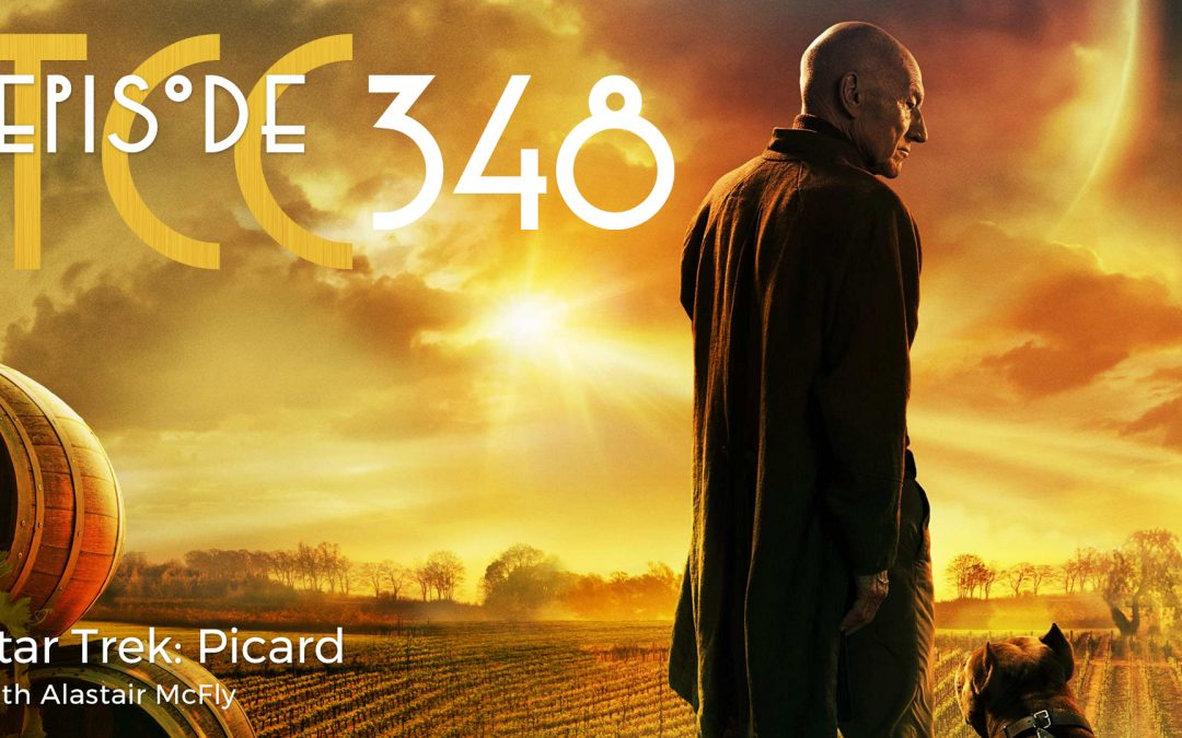 The Citadel Cafe 348: Star Trek: Picard