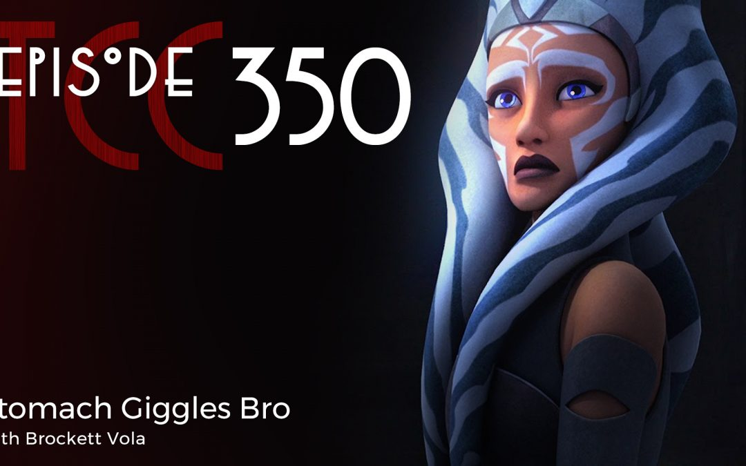 The Citadel Cafe 350: Stomach Giggles Bro
