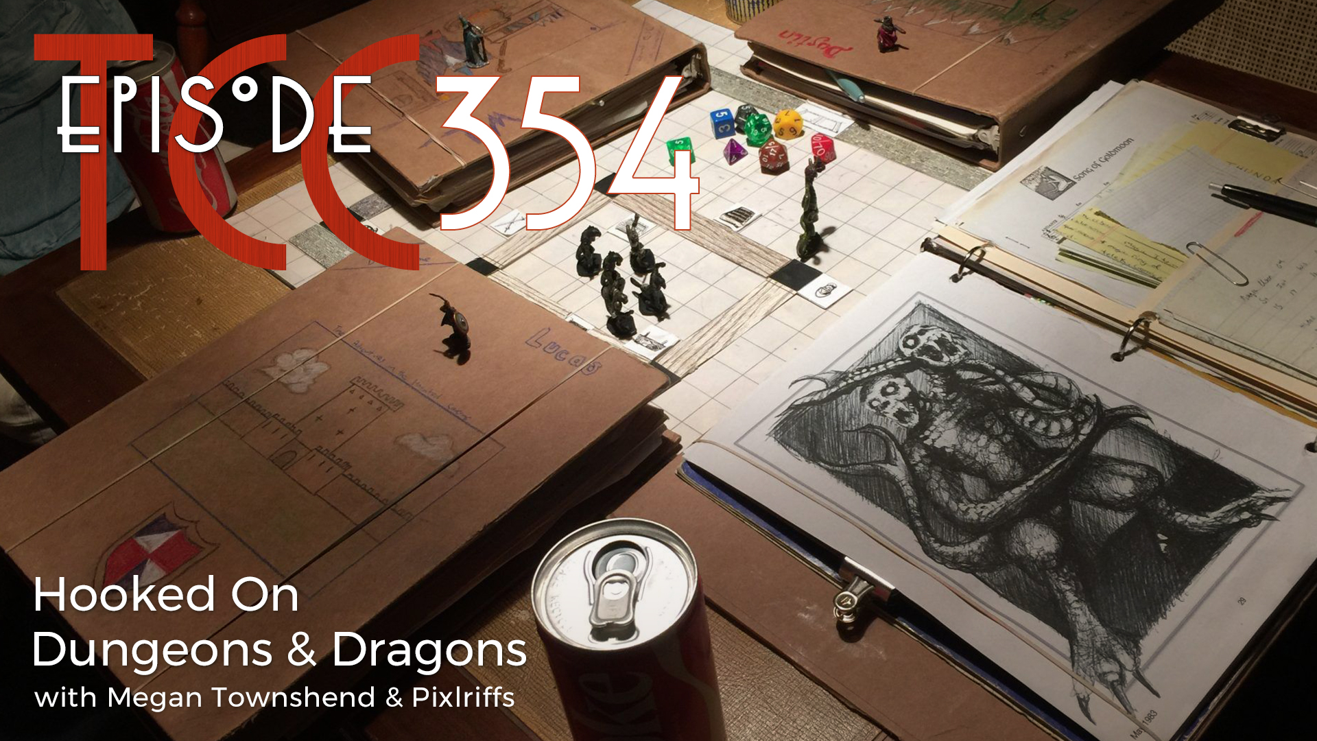 The Citadel Cafe 354: Hooked On Dungeons & Dragons