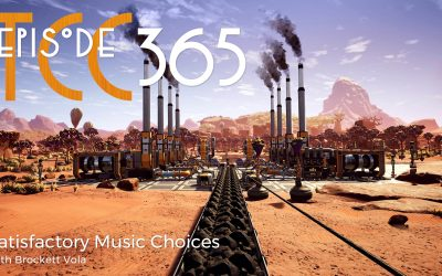 The Citadel Cafe 365: Satisfactory Music Choices