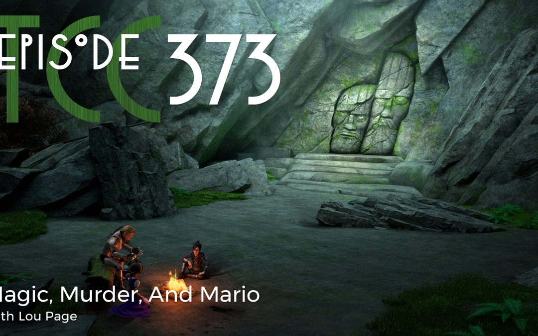 The Citadel Cafe 373: Magic, Murder And Mario