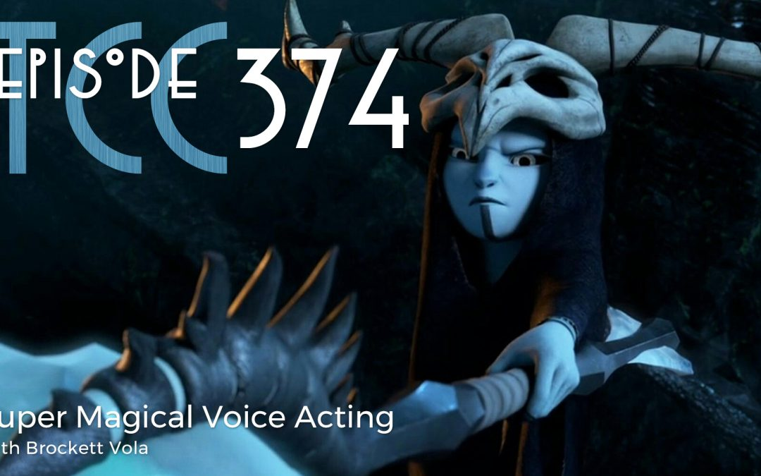 The Citadel Cafe 374: Super Magical Voice Acting