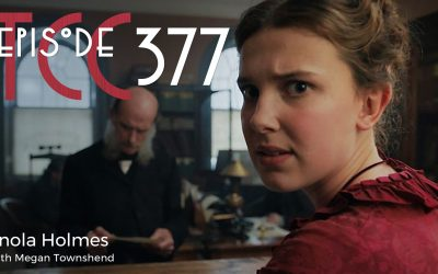 The Citadel Cafe 377: Enola Holmes