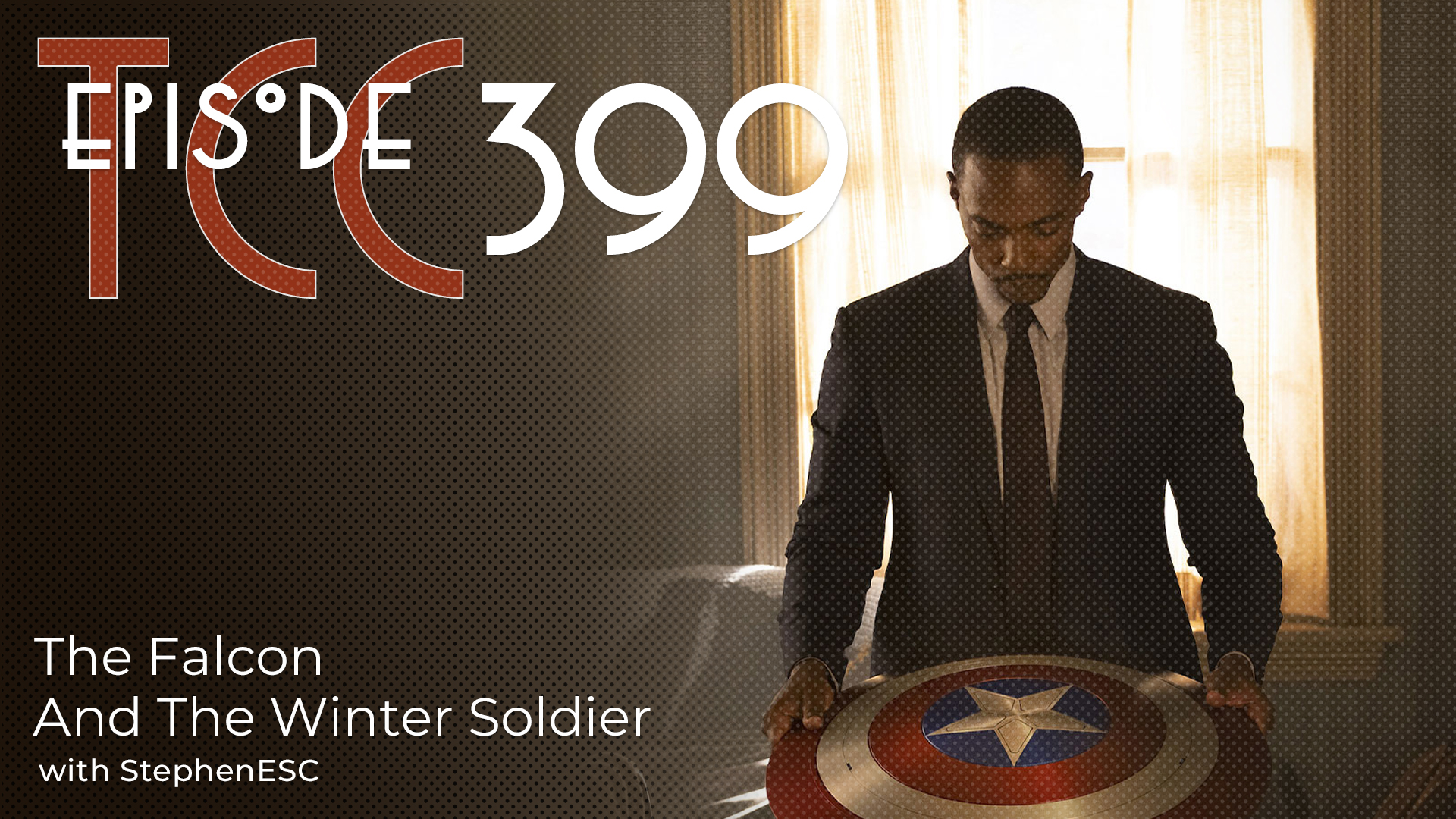 The Citadel Cafe 399: The Falcon And The Winter Soldier