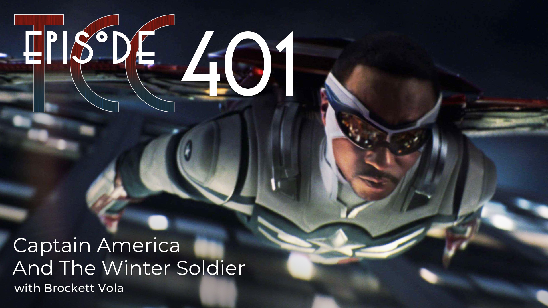 The Citadel Cafe 401: Captain America And The Winter Soldier