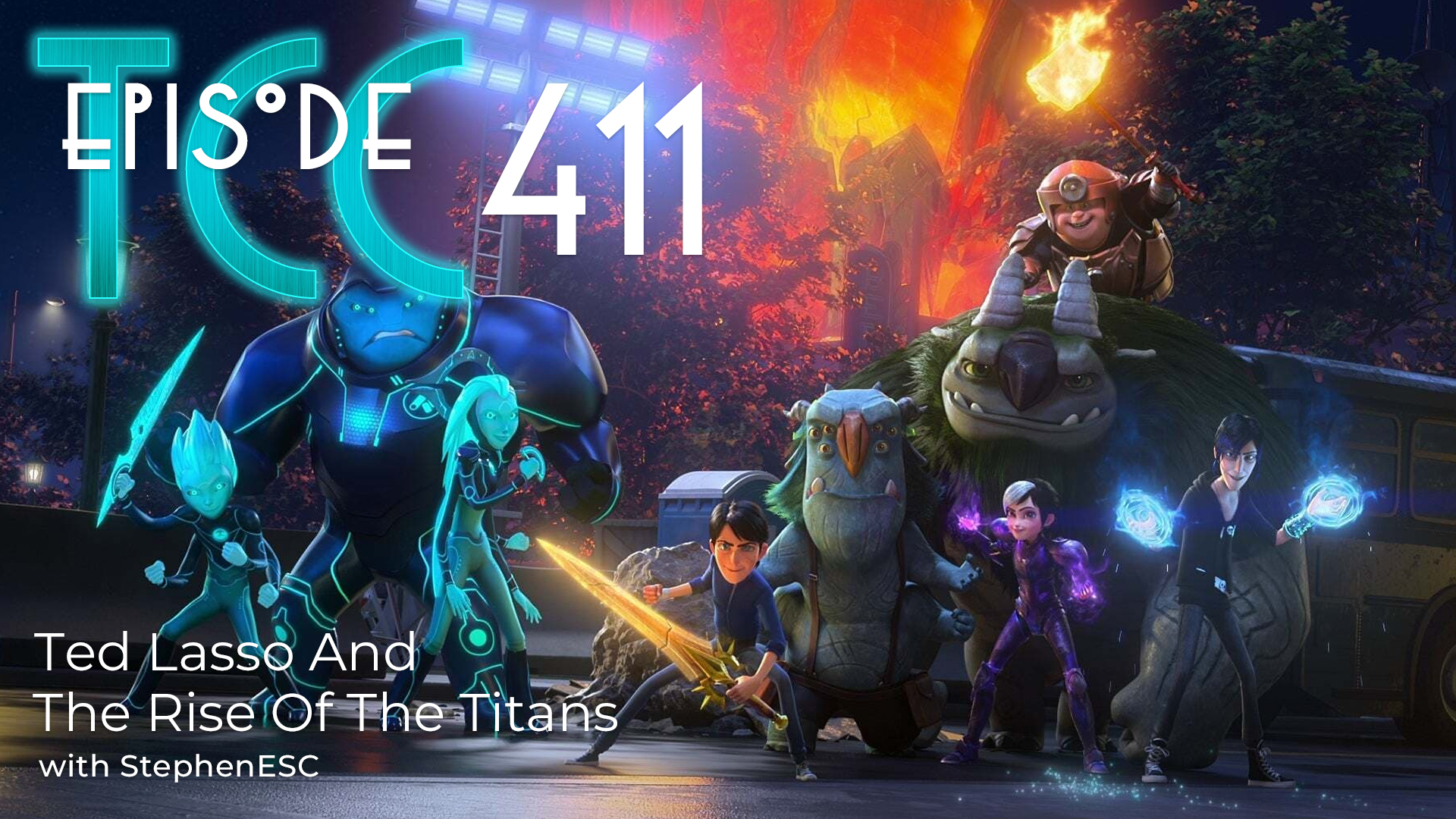 The Citadel Cafe 411: Ted Lasso And The Rise Of The Titans