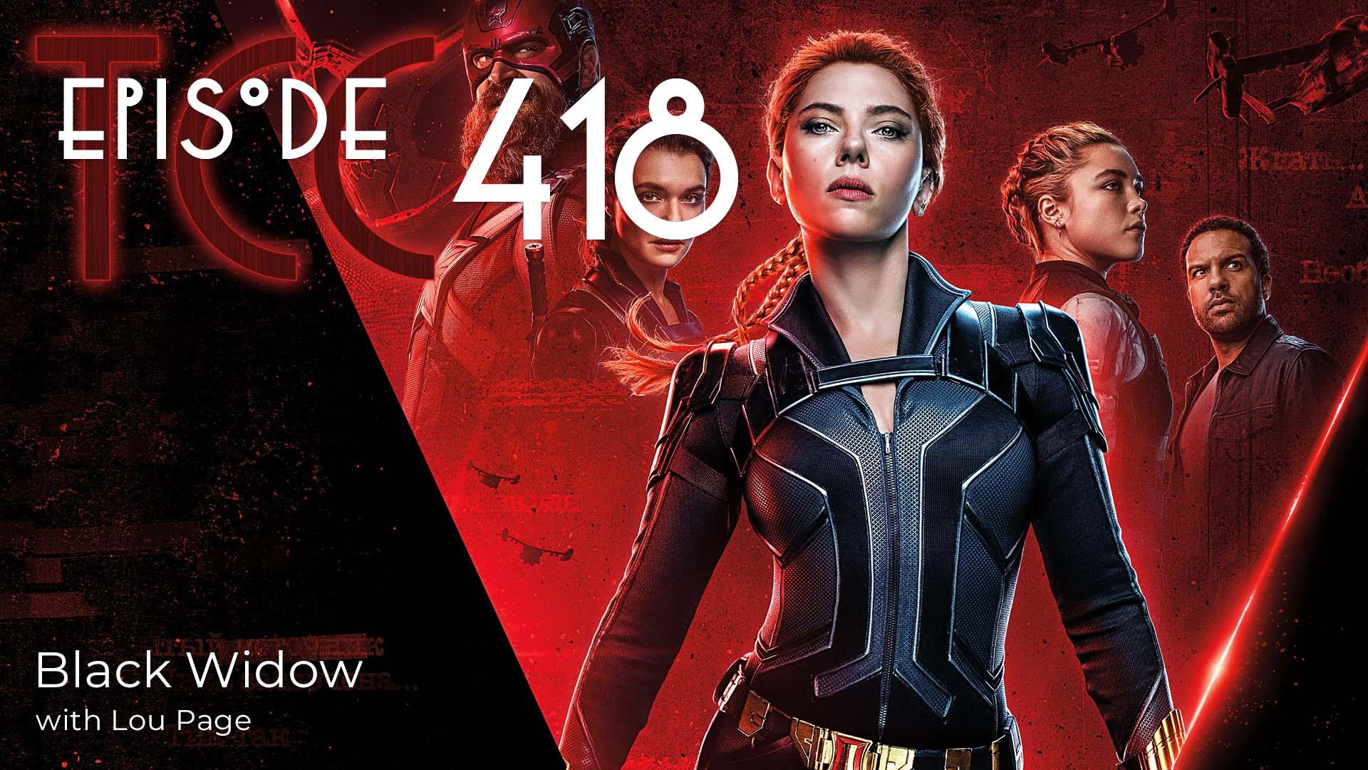 The Citadel Cafe 418: Black Widow